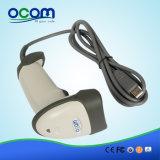Ocbs-L012 Scanner van de Streepjescode van de Laser van de Vensters USB van de supermarkt 1d de Handbediende