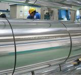 Papier d'aluminium pour le clinquant évalué de revêtement de câble de signal d'incendie de premier incendie