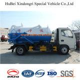 usage industriel de camion d'aspiration des eaux d'égout 4.0cbm