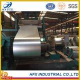 El material de construcción galvanizó la bobina de acero (DC51D+Z, DC51D+ZF, St01Z, St02Z, St03Z)
