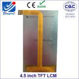 Visualización del LCD 4.5inch TFT IPS LCD del teléfono