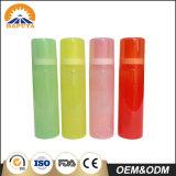 Bunter kosmetischer Plastikspray-Flaschen-Behälter