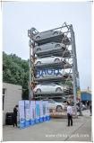 Automatisierter Parkplatz-Systems-vertikaler intelligenter Drehparkplatz