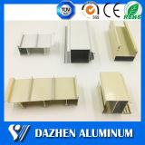 Профили покрынные порошком алюминиевые для алюминиевого Windows и дверей