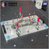 ジグおよび据え付け品を点検するOEM/ODMの高精度CNCの機械装置