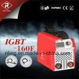 Welder инвертора с пластичным случаем (IGBT-160F/180F)