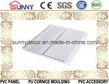 Лоснистый мрамор печатание конструирует панель PVC панели потолка PVC для стен Cielo Raso De PVC