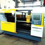 máquina de estaca do laser da fibra da folha de metal de 3000W Ipg Trumpf (FLX3015-3000PRO)