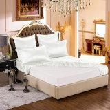 19組のMommeの対の女王王4PCSの絹の寝具セット
