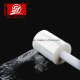 Película de empacotamento da película de estiramento de Rolls do punho da eficiência elevada 12-35mic LLDPE