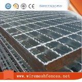 Acero inoxidable galvanizado sumergido caliente que ralla con el mejor precio de la fábrica