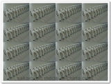 책 바인딩 금속 나선 철사 PVC 접착 재료