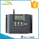 50A 12V 24Vの自動スイッチCm5024が付いているPVシステムのための太陽料金のコントローラか調整装置