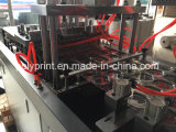 Automatische Wegwerfplastikcup-Deckel-Kappe, welche die Formung der Maschine bildet