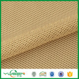Tela de engranzamento 2*2 apta material de Dri da sapata dos esportes do poliéster do fornecedor de China