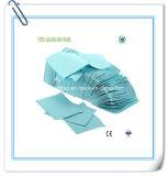 Bavoirs de papier dentaires remplaçables