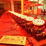 LEIDEN van de Straal 36PCS van DJ van het stadium Lichte 10W Bewegend Hoofd