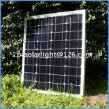 mono risparmio di energia rinnovabile PV&#160 di alta efficienza 50W; Comitato