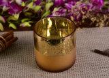 Neue Ankunfts-Glaskerze-Glas mit elegantem neuem Ende