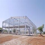 Construction préfabriquée de cloche en métal de structure métallique pour l'application industrielle