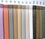 Синтетическая кожа PU зерна Saffiano для делать мешки