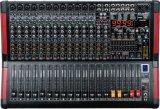 Especial Nuevo Diseño Powered Mixer GM8p Series Amplificador Profesional