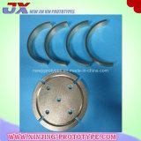 Cnc-Prägeplastik-und Metallmaterial-Prototypen