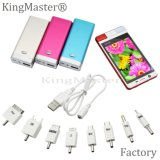 Cargador Powerbank del Portable de Kingmaster Powercore 4400
