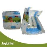 PPテープが付いている使い捨て可能で柔らかい赤ん坊のおむつ