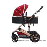 1つの多機能のベビーカーに付き赤ん坊のカー・シートキャリッジ3つ