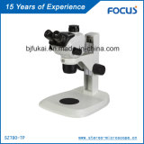 Microscopio óptico del zoom para la mejor calidad