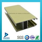 Premier profil en aluminium de vente d'extrusion de porte de guichet de l'Afrique Ethiopie