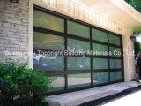 Großhandelsaluminiumglas und Plycarbonate Schnittgarage-Tür