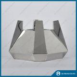 Cremagliera di visualizzazione della bottiglia dell'acciaio inossidabile LED (HJ-DWL02)