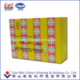 Caja plegable de papel de impresión de China los productos de encargo Embalaje