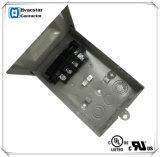 Pds-60an aucun climatiseur protégé par fusible de cadre de débranchement de commutateur de débranchement de 60A 120V/240V