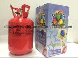 Dswのブートストラップ使い捨て可能なシリンダー気球のヘリウム