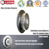 Le frein de véhicule substitué par OE partie le rotor de frein à disque pour Toyota