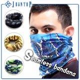 Écharpe tricotée sur mesure, écharpe multifonction et foulard imprimé de haute qualité