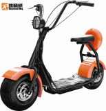 Motocicleta eléctrica grande de la E-Vespa de la rueda grande