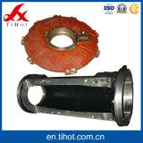 Colector de admissão de alumínio fundido com fundição de fundição OEM para peças locadoras