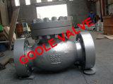 150lb/300lb/600lb/900lb/1500lb flangeou a válvula de verificação do balanço da extremidade (GAH44H)