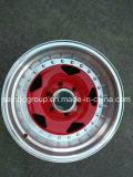 Bordas de superfície bonitas da roda da liga do carro da roda do mercado de acessórios