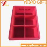 調理するKetchenwareのカスタムシリコーンの角氷(YB-HR-54)のツールのシリコーンの角氷の皿を