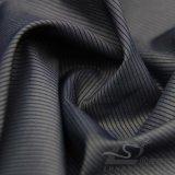 Вода & Ветр-Упорной вниз сплетенный курткой нейлон полиэфира 74% жаккарда 26% Dobby Striped Смешивать-Сотка ткань Intertexture (H014)