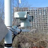 ソニー36Xのズームレンズ100mの夜間視界情報処理機能をもったIRの手段PTZ CCTVのカメラ