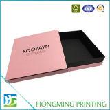 Contenitore di regalo di lusso del cartone del documento di disegno di stampa di Hongming