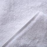 高級ホテルの鉱泉の浴室タオル、100%年の綿のドビーのボーダータオル