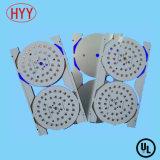 PWB de alumínio PCBA do bulbo do diodo emissor de luz na fábrica da placa de circuito eletrônico de Shenzhen