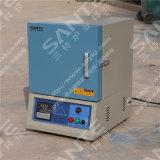 (4Liters) kastenähnlicher Ofen der Wärmebehandlung-1600c mit Mosi2 Heizelementen